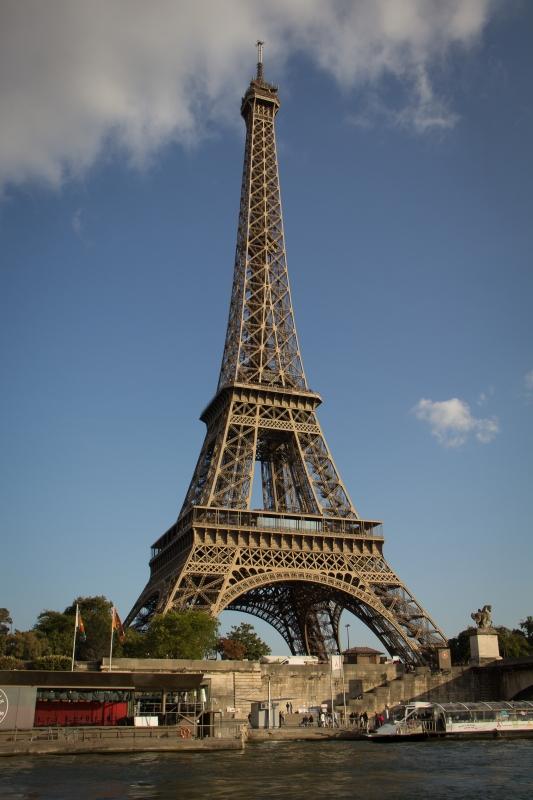 Galeries Lafayette Conciergerie Sainte Chapelle Eiffelturm