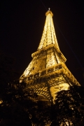 Eiffelturm bei Nacht (copyright Tour Eiffel – illuminations Pierre Bideau)