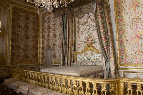 Das Schlafzimmer der Königs
