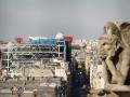Gargoyles auf der Notre Dame