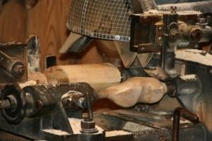 Schauhandwerk Holzschuhmacher