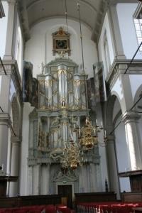 Orgel in der Westerkerk