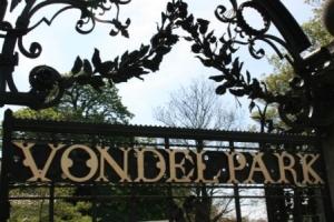 Tor zum Vondelpark