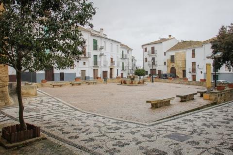 Alhama de Granada - Plaza de los Presos