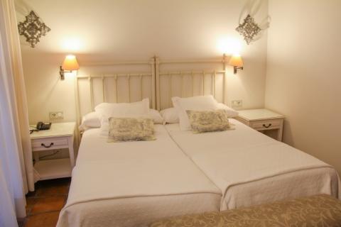 Zimmer im Hotel Palacio de los Navas in Granada