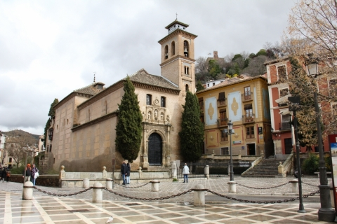 Iglesia de Santa Ana / Granada