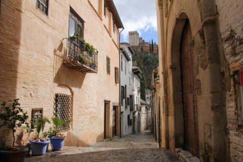 Casa de Don Hernando de Zafra / Granada