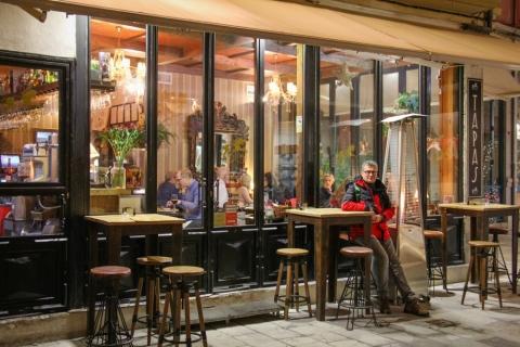 Restaurant La Bicicleta  / Granada