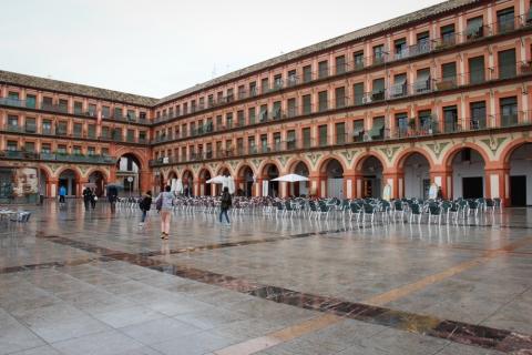 Plaza de la Corredera in Cordoba