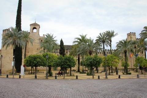 Alcázar de los Reyes Cristianos in Cordoba