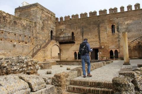Burgturm Alcázar in Carmona