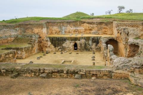 Grab der Girlanden in der Necrópolis Romana bei  Carmona
