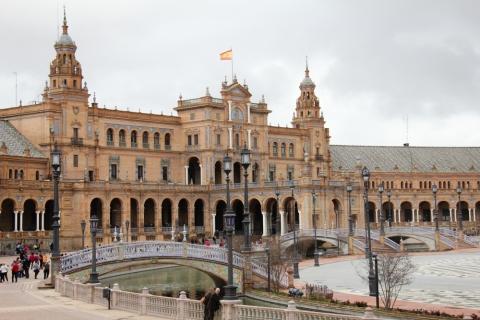 Plaza de España in Sevilla