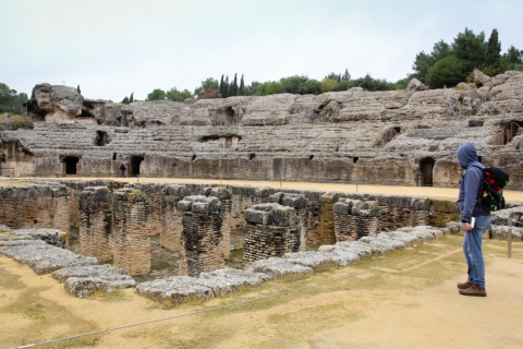 Amphitheater in Italica