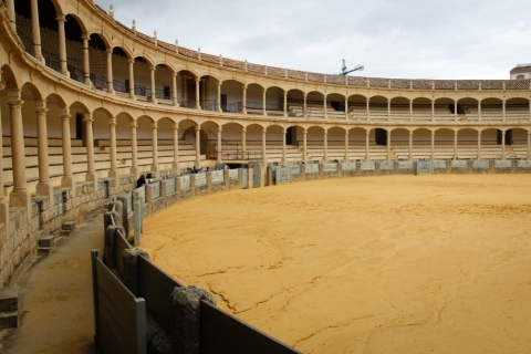 Stierkampfarena in Ronda