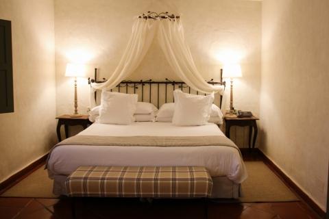Zimmer im Hotel Molino del Arco