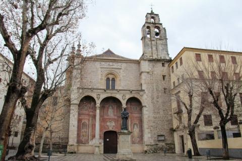 Iglesia de Santo Domingo / Granada