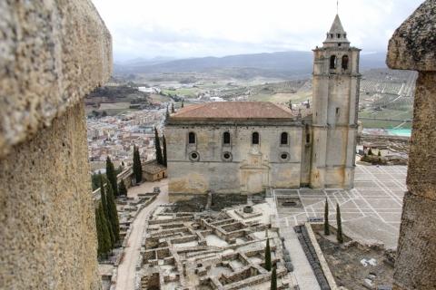Kirche in der Fortaleza de la Mota / Alcalá la Real