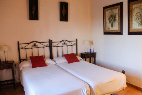 Unser Zimmer im Hotel Molino da Nava bei Montoro