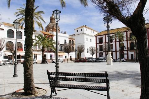 Hauptplatz Plaza de San Fernando in Carmona
