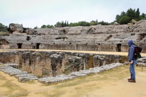 Amphitheater in Italica