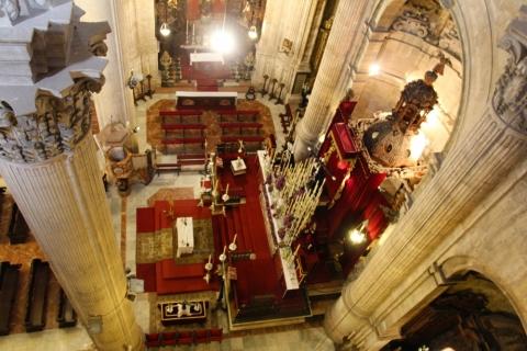 Innenansicht der Kathedrale von Ronda