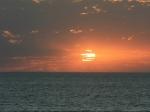 Sonnenuntergang am Eighty Mile Beach / Broome