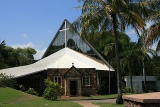 Die Kathedrale von Darwin