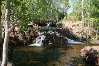 Die Buley Rockholes - herrlich zum Relaxen