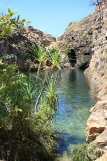 Maguk - Wasserloch