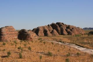 Ausblick auf die Bungle Bungles vom Piccaninny Lookout
