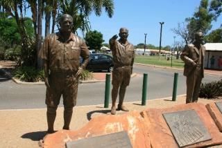Denkmal in Broome