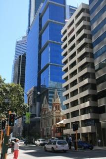 Alt und Modern - in Perth ist das kein Widerspruch