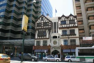 Einkaufspassage Old Courthouse in Perth