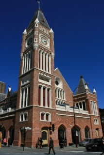 Town Hall in Perth