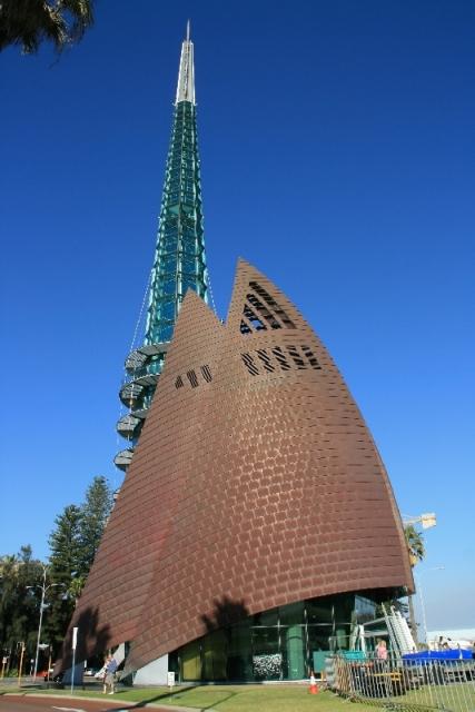 Swan Bell Tower - ein Wahrzeichen von Perth