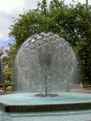 Brunnen El Alamein Fountain