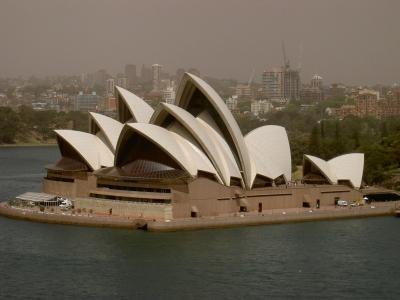 Die berühmte Oper von Sydney