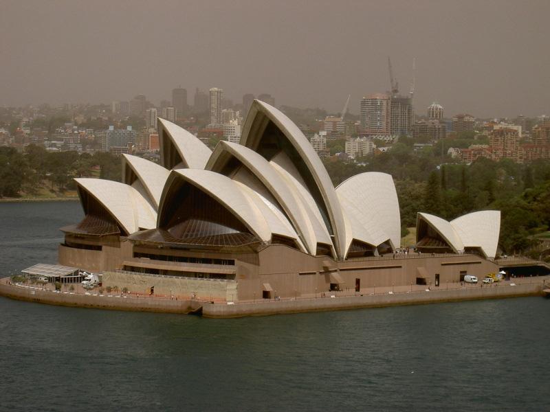 Bildergalerie Australien - der Osten und Süden