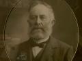 altes Foto des ersten deutschen Lehrers