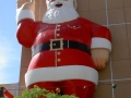 Weihnachtsmann im Sommer?