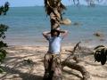 Strand auf Dunk Island