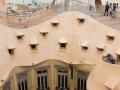 Casa Milà Dachbereich