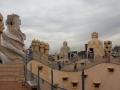 Schornsteine der Casa Milà