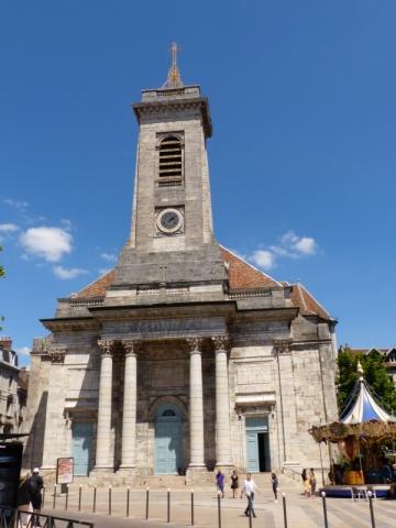 Église Saint-Pierre in Besançon