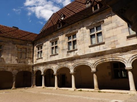 Palais Granvelle in Besançon