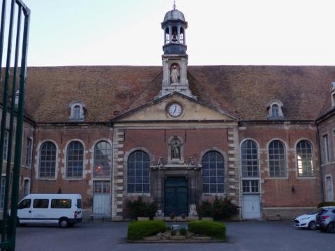 Das Hospiz Hôtel-Dieu von Seurre