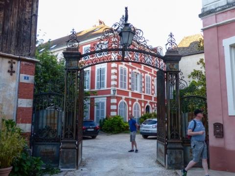 Villa Denon in Chalon-sur-Saone