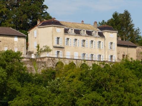 Herrschaftliche Haus bei Préty