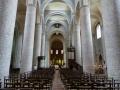 Hauptkirche der Abteil Tournus